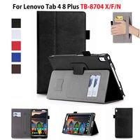 Case For Lenovo Tab 4 8 Plus TB 8704X Cases TB 8704F TB 8704N 8 Cover