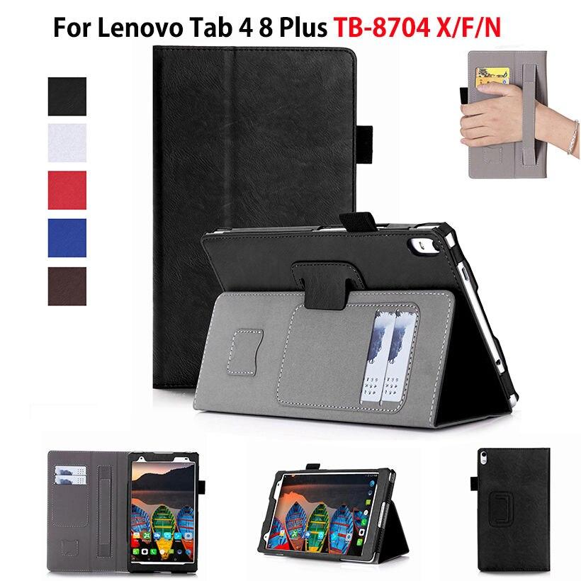 Case For Lenovo Tab 4 8 Plus TB-8704X Cases TB-8704F TB-8704N 8