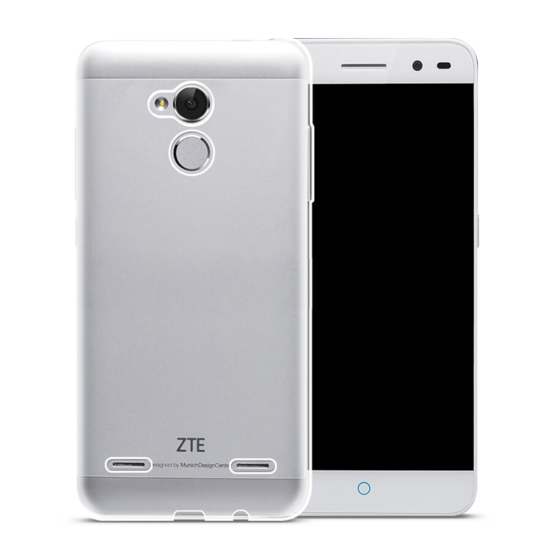 ZTE Blade V7 Lite Case Cover 5.0 inch Transparent TPU Soft Case Phone Cover For ZTE Blade V7 Lite V 7 Lite Back Cover ZTE V7Lite