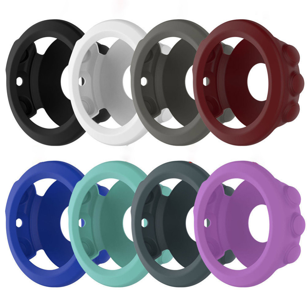 Protective Shell Case For Garmin Fenix 5 5S 5X Bracelet Watch Silicone Soft Protector Shell For Garmin Fenix 5x 5s 5 Cases