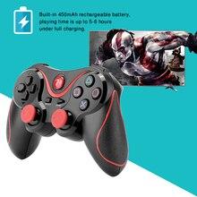 2pcs lot Wireless Bluetooth Gamepad Joystick Joypad Dual Vibration Game Controller For Playstation 3 PS3 Controller