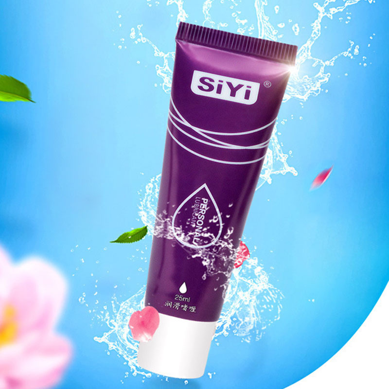 25ML Portable Sex Sexual Lubricants For Anal Vagina Body Water Based Lubricantes Para Sexo Silk Touch Sex Lube Adult Use