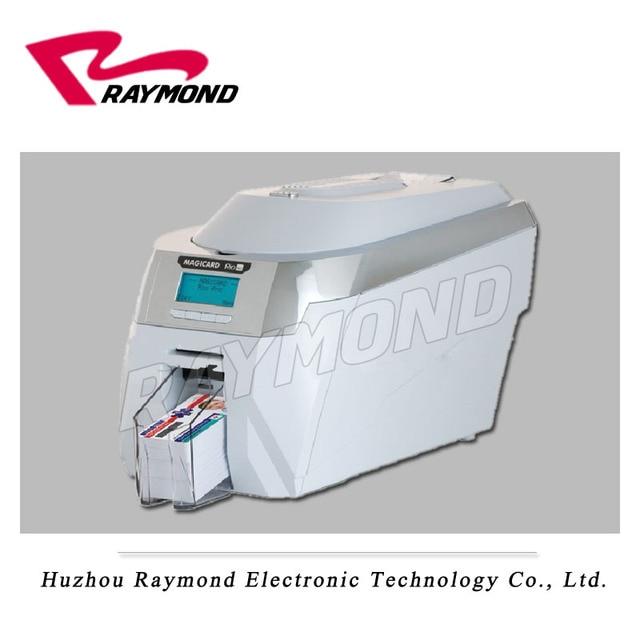 Magicard Rio Pro Dual-sided Smart ID Card Printer, double sided plastic pvc card printers ( use MA300 YMCKO ribbon )