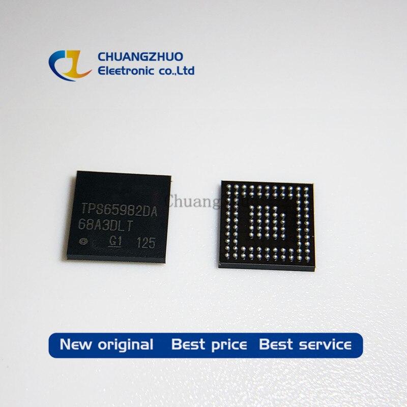 New Original  TPS65982 TPS65982DA TPS65982DAZQZR BGA