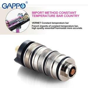 Image 4 - GAPPO Bidets thermostatische hygiënische douche bidet chrome moslim douche bidet mixer anale reiniging bidet wc kraan