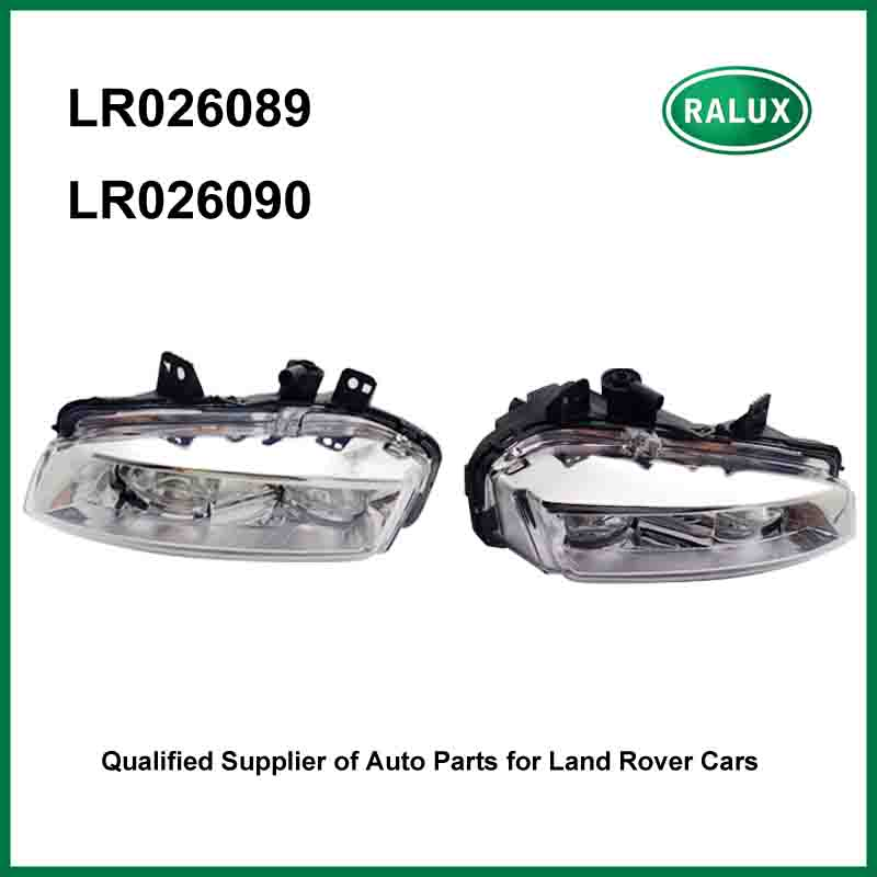New front right and left Car Fog Lamp for Range Rover Evoque 2012- auto fog lamp supplier with high quality LR026089 LR026090 купить range rover evoque дальний восток