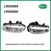 Новый спереди правой и левой автомобиль противотуманных фар для Range Rover Evoque 2012-противотуманных фар авто поставщика высокого качества LR026089 LR026090
