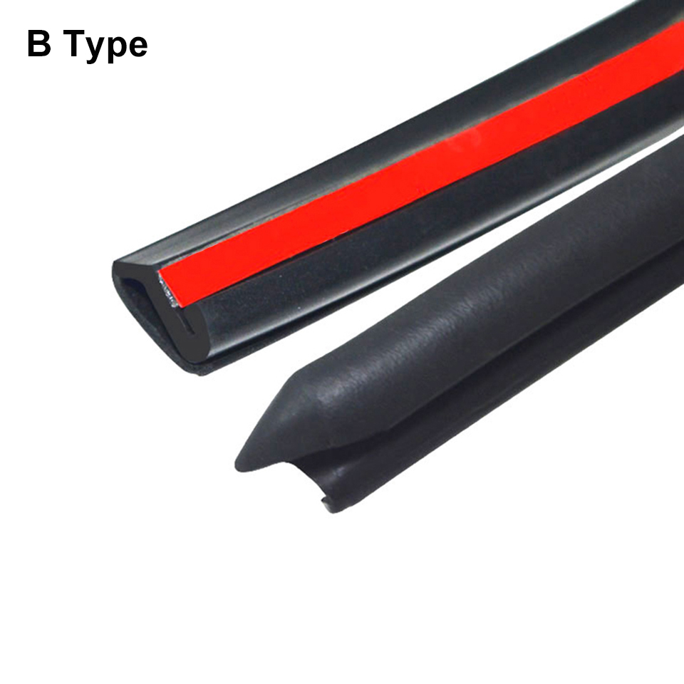 For Peugeot 206 307 Car Front Rear Doors Bonnet Trunk Cover Anti Noise Dust  Sealing Strips Trim-in Fillers, Adhesives & Sealants from Automobiles ...