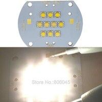 Cree XLamp XM L2 XML2 LED Bulb Lamp Light 100W Warm White 3000K 30 36V 3A 10 LED SMD MultiChip Light Emitter On Copper PCB Board