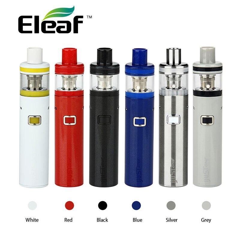 Hot Eleaf IJust ONE Starter Kit 1100mAh 2ml Capacity With EC Coil Head 0.3ohm GS Air 0.75ohm Head Vape Vaporizer Vs Ijust S