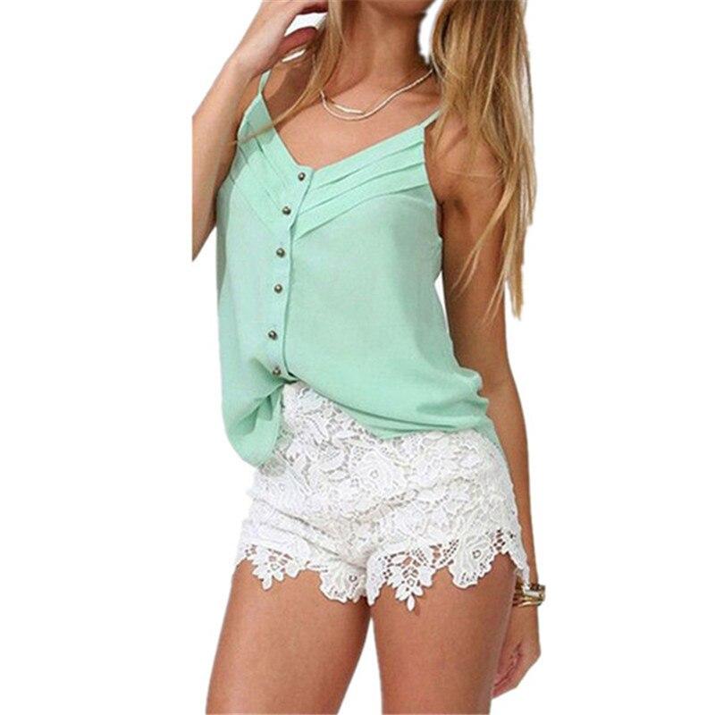 Popular Lace Scallop Shorts-Buy Cheap Lace Scallop Shorts lots ...