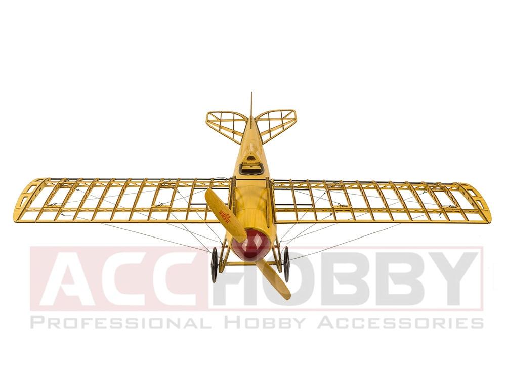 Woodcraft Construction Kit Deperdussin Monocoque Model Planes 1:13