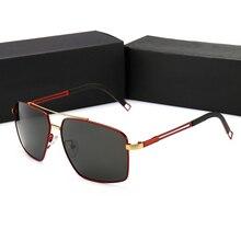 2019 Driving Glasses Men Polarized Sunglasses Women Mirror  Case For Porsche SunGlasses