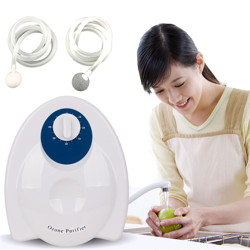 Air Purifier Food Ozone Generator ozone Water Air food Preparation Sterilizer Ozone machine Purifier Timing Function fruit multifunction ozone generator washing fruit and vegetable detoxification machine sterilizer food ozonizer air purifier
