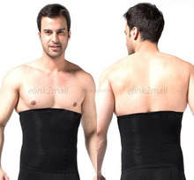Men Slimming Tummy Belly Waist Girdle Body Shaper Cincher Corset Bodysuit Underwear Shapewear