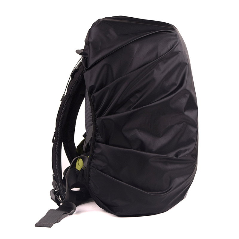 6c4524d3a216 Reflective Waterproof Backpack Rain Cover Outdoor Night Safety reflective  Raincover for 25 29L