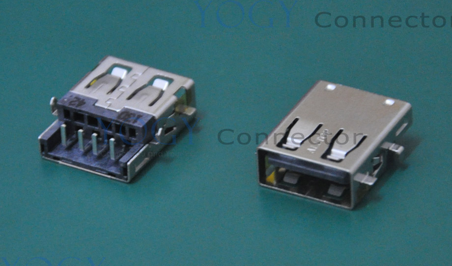 10pcs Female USB Connector Socket fit for HP SlateBook X2 10-10-h010nr Series and other Laptop MotherBoard USB Jack