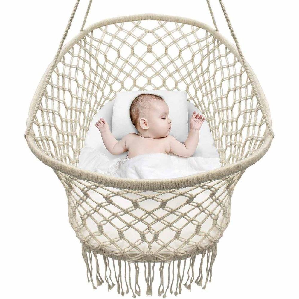 Berceau à accrocher pour bébé | Couchette suspendue et balançoire Portable pour pépinière