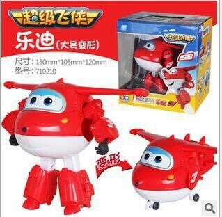 Big and small Size 12CM Super Wings Toys Deformation Planes Transformation robot Action & Toy Figures For Christmas gift #24