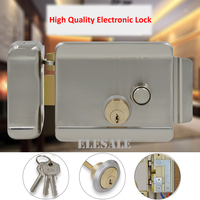 Brand New Electric Control Lock Electronic Magnetic Door Lock For 12V DC Access Control System Video
