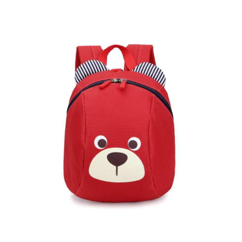 Berumur 1-3 New Baby Walker Handbag Backpack Backpack Harness Belt Children Infant Bear Pattern Kids Animal Keeper Safety Leashes