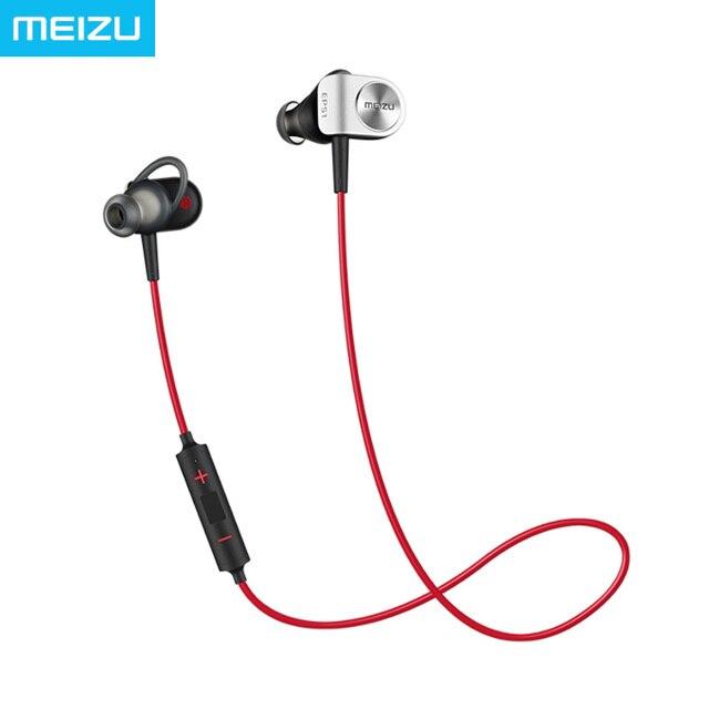 100% original Meizu EP-51 EP51 auriculares clear bass fone de Ouvido Bluetooth Fones De Ouvido sem fio esporte fone de ouvido com microfone fones de ouvido