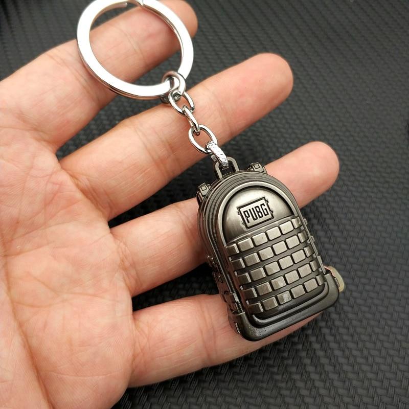 Game PlayerUnknown's Battlegrounds PUBG Keychains Wallet-chains