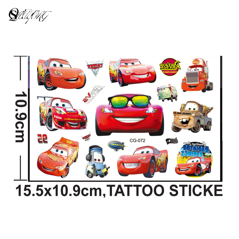 Huang, temporary tattoo designs children body art flash tattoos 15* 11centimeters waterproof car style tattoo wall stickers