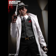 DAMTOYS 1/6 Gangsters Kingdom  – Heart A Billy GK012 for 12″  Action Figure Collection Toys Gifts In-stock Free Shipping