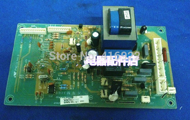 95% new Original good working refrigerator pc board motherboard for 0064000230 on sale 95% new original good working refrigerator pc board motherboard for original haier power supply board 0071800040 on sale