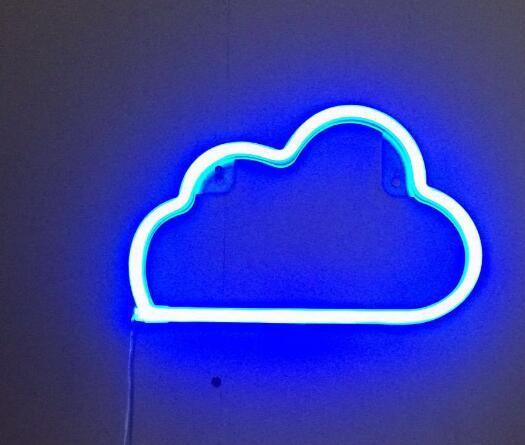 online shop nieuwe usb muur neon verlichting voor kamers