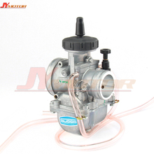 universal 2T 4T engine motorcycle scooter UTV ATV Fit for pwk33 33mm keihin carburetor carburador