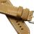 20 22 24mm 26mm NEW MENS CÁQUI GROSSO/Couro AMARELO assista Banda Strap HOT SALE Men Digital Watch Watchband Pulseiras de relógio da Correia