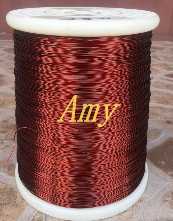 100 Meters/lot 0.85 Mm Polyester Paint Copper Enameled Wire Enamelled Round Copper Wire QZ-2-155