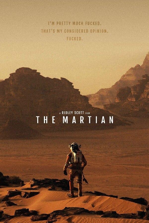 ⊹Marco de bricolaje el cartel de película Matt Damon protagonizada ...