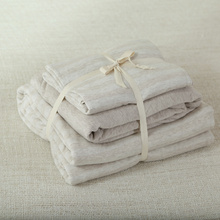 4pcs 100 cotton jersey knitted bedding sets queen king size fitted sheet with elastic rubber around quilt cover set
