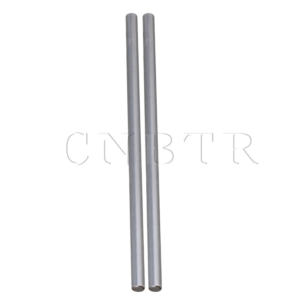 CNBTR Drive Shaft OD 8 x 200mm Cylinder Liner Linear Rail Shaft Optical Axis Pack of 2 салатник гжельские узоры диаметр 17 5 см