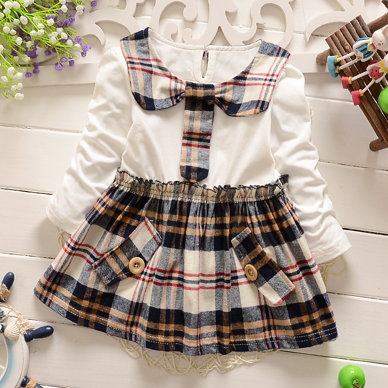 Aliexpress.com : Buy 2016 New Baby Dresses Princess Cotton Baby ...