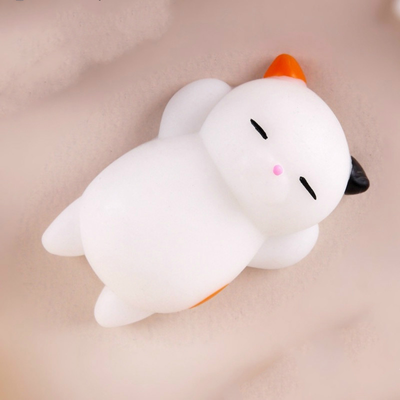 Mobile Phone Accessories Japan Mini Soft Press Doll Squishy Seal Funny Novelty Toy Phone Straps Squeeze Kids Toy Healing Kawaii Gift Stress Relieve Cellphones & Telecommunications