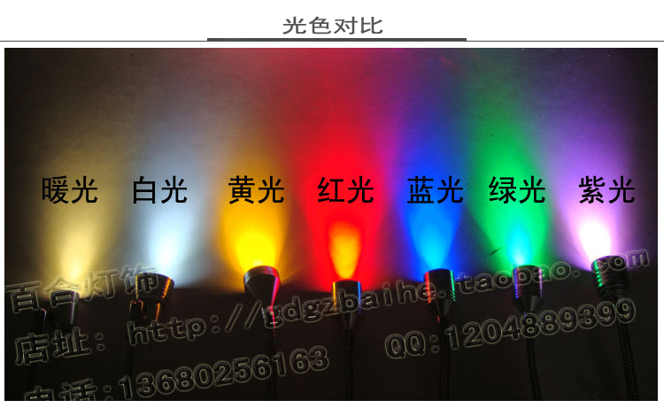 AAA Dry cell battery small spotlights wall lights led small lamp battery lamp wireless lamp desk lamp showcase light SD4