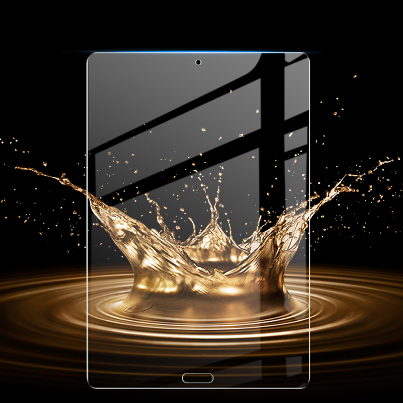 9H Tempered Glass For <font><b>Huawei</b></font> <font><b>MediaPad</b></font> <font><b>M3</b></font> <font><b>Lite</b></font> M2 M5 8.0 <font><b>10</b></font>.<font><b>1</b></font> 8.4 inch M2 <font><b>10</b></font>.0 7.0 M5 <font><b>10</b></font>.8 inch Screen Protector Protective Film image
