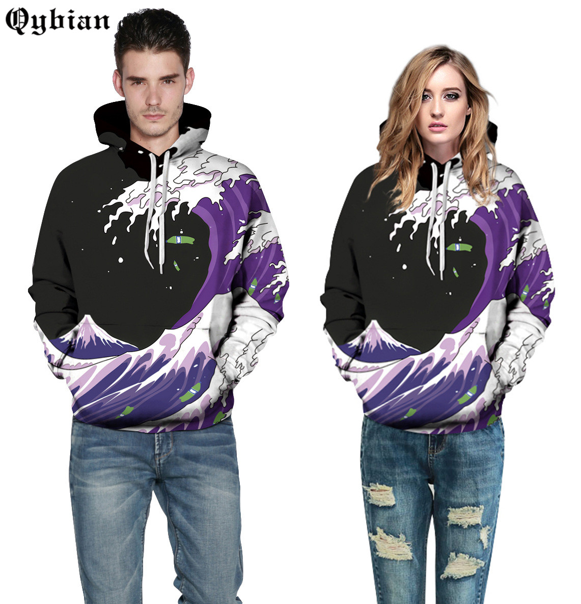 Popular Purple Hooded Sweatshirt-Buy Cheap Purple Hooded ...