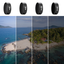Single Camera Lens Filters for DJI Mavic Air