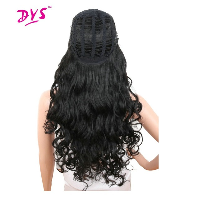 28″ Long Synthetic Wigs