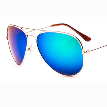 2017 Hot Fashion Polarized Metal UV400 Sunglasses Men Anti-reflection Sun Glasses Women beautiful sunglass Lady outdoor Eyewear reflection
