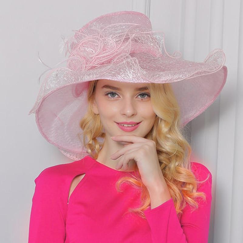 Popular Dress Hats for Women-Buy Cheap Dress Hats for Women lots ...