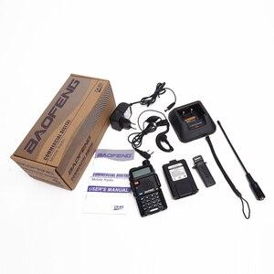 Image 5 - Baofeng DM 5R plus Tier1 Tier2 cyfrowe Walkie Talkie DMR podwójny czas gniazdo dwukierunkowe radio VHF/UHF radio dwuzakresowe wzmacniacz DM5R plus