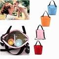 maternal infant supplies fashion Mother handbag Baby milk bottle Thermal insulation bag Waterproof Backpack Outdoor portable bag