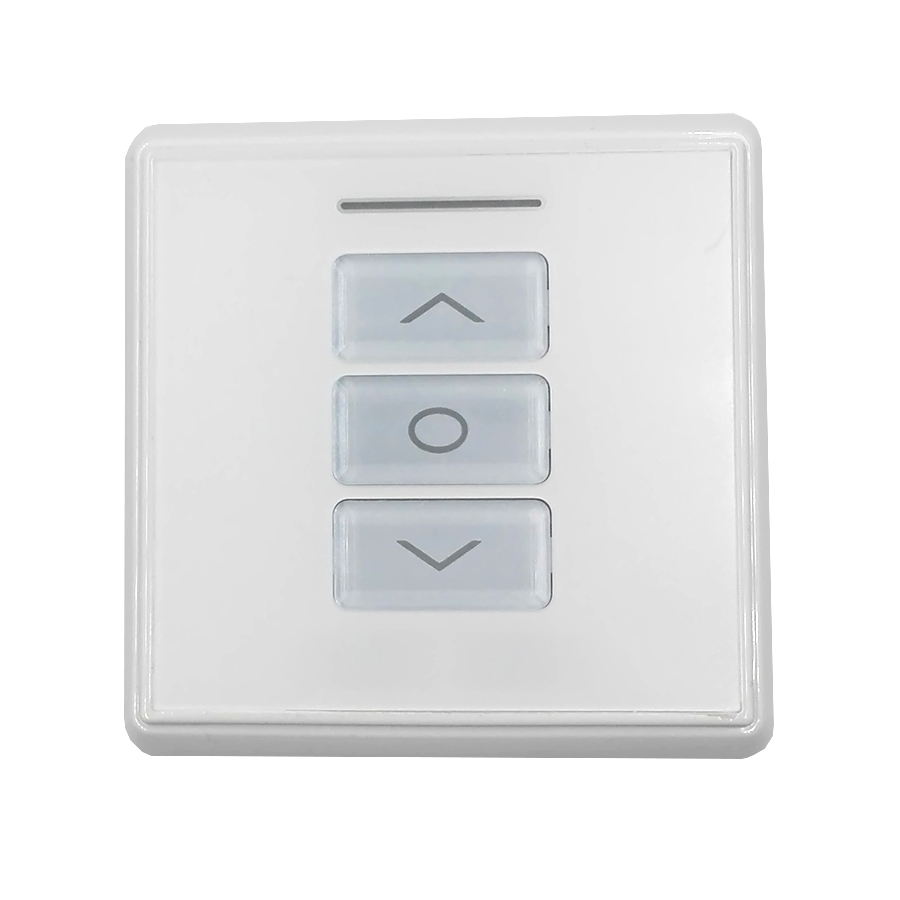 Zemismart RF433 Smart wireless curtain motor switch with up and down ...