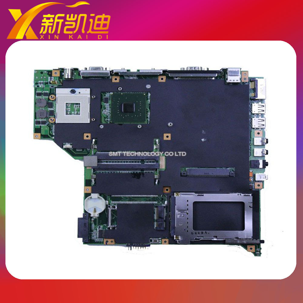 A3F Latop Motherboard repair for ASUS 100%tested work 60days warranty free shipping